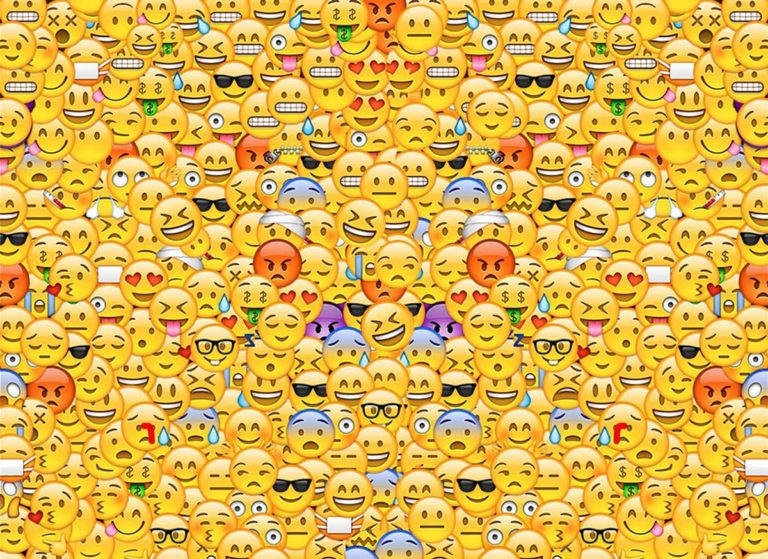 Emoji – ohne Worte