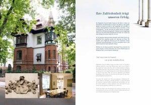 Broschüre Villen und Häuser 2