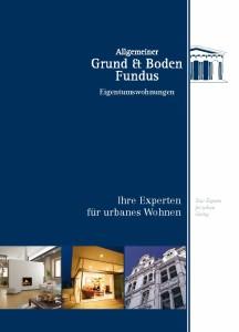 Broschüre Eigentumswohnungen Titel