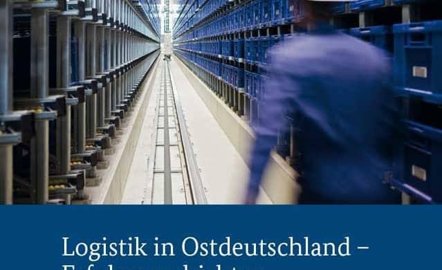"""Titel für """"Logistik in Ostdeutschland"""""""