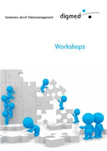 Broschüre Workshops