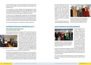 EU Jahresrückblick 2013