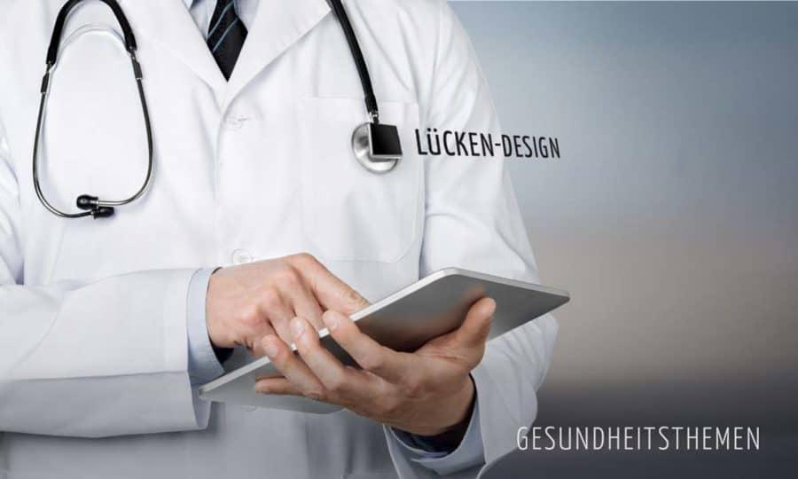 Gesundheitsthemen von Lücken-Design