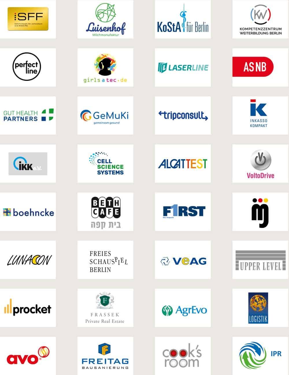 Logo-Design von Luecken-Design