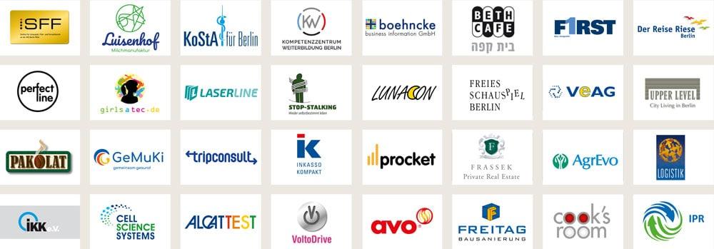 Logos von Lücken-Design