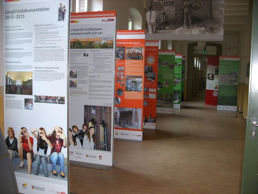 3.2.2014 bis zum 27.04.2014 im Bezirksmuseum Pankow