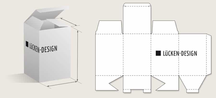 Verpackungsgestaltung Packaging-Design
