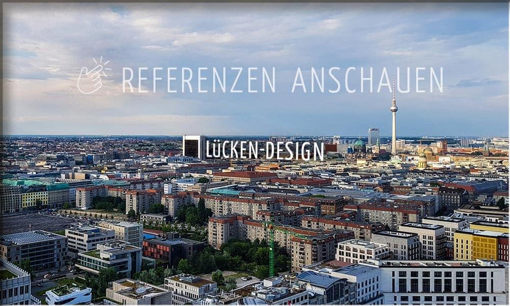 Grafikdesign Berlin: Lücken-Design