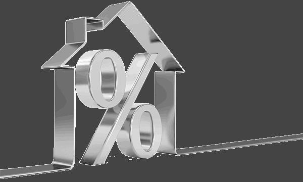 Immobilienwerbung von Lücken-Design